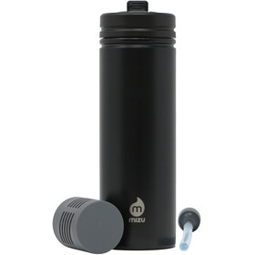 MIZU M9 - 360 A KIT Bidón 900ml, enduro black